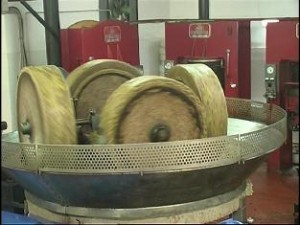 Olivenölgewinnung-traditionelle-Methode